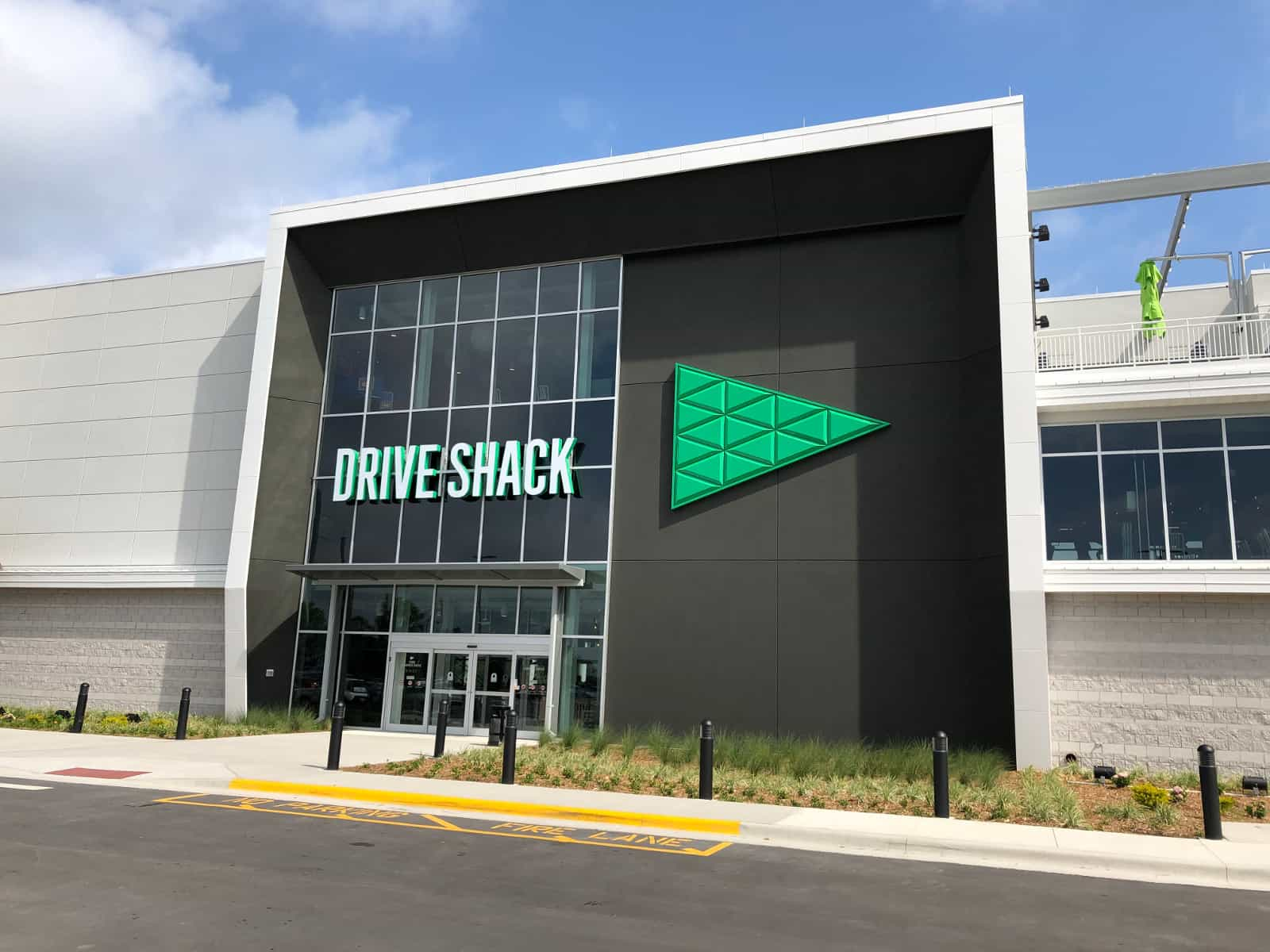 Real Driving Games >> Drive Shack, new golf entertainment complex and driving range, opens first location near Orlando ...