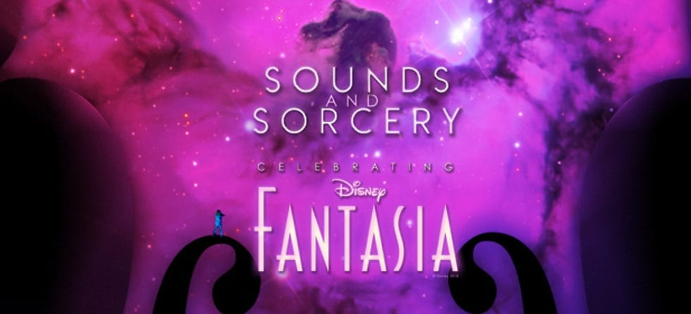 Tickets go on sale April 19 for 'Sounds and Sorcery celebrating Disney Fantasia' in London