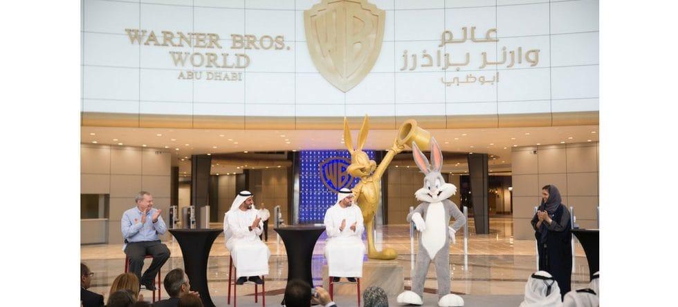 Warner Bros. World Abu Dhabi opening date set