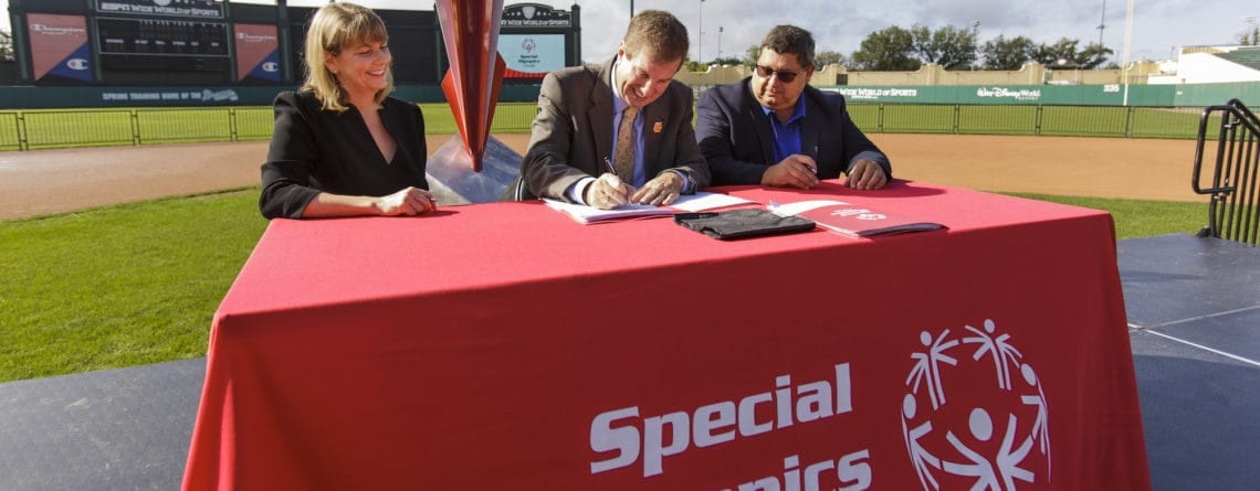 Orlando to host the 2022 Special Olympics USA Games