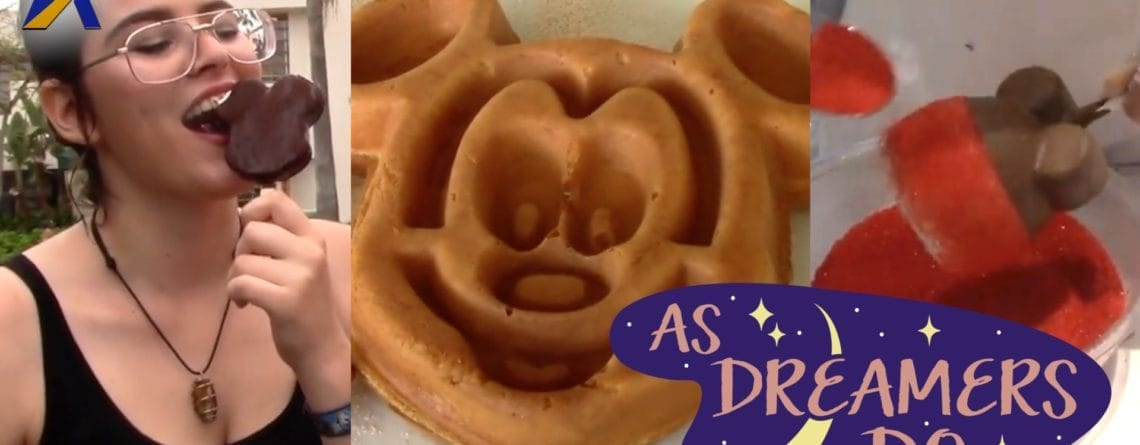 As Dreamers Do – Every Mickey Shaped Treat at Walt Disney World