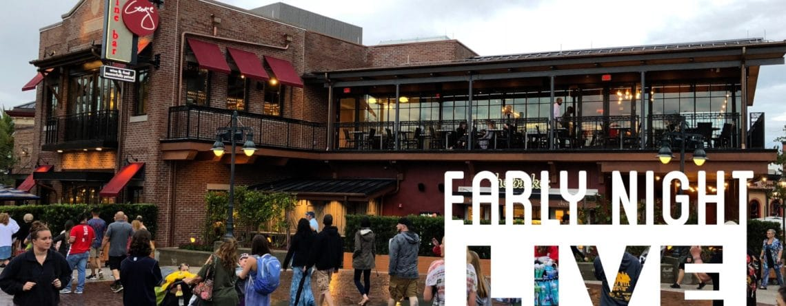 Join us for 'Early Night Live' at Disney Springs and Wine Bar George