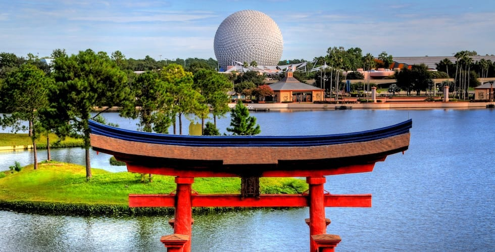 New Table Service Restaurant Coming To Japan Pavilion At Epcot - Epcot table service