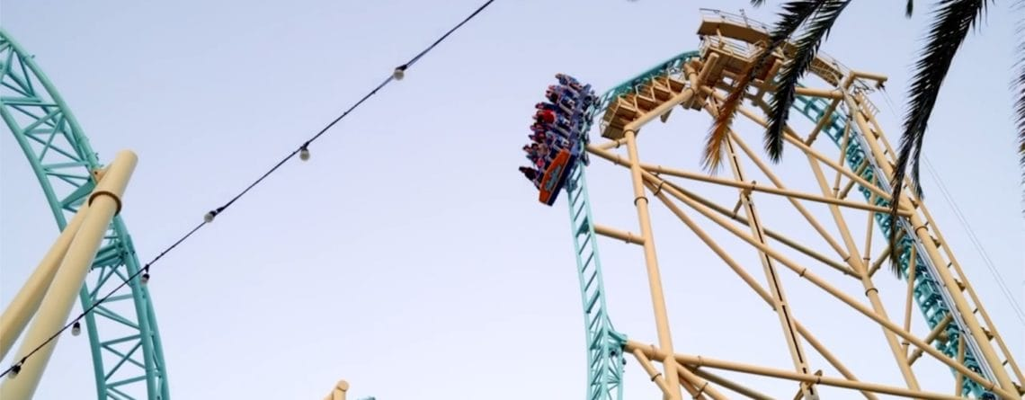 HangTime roller coaster now open at Knott's Berry Farm