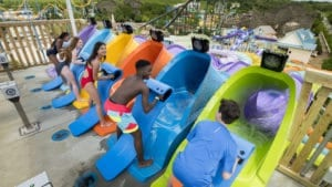 Two new water attractions now open at The Boardwalk At Hersheypark