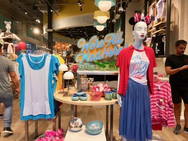 Disney Style Store Brings Disney-inspired Fashion And
