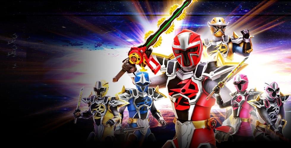 Saban Power Rangers Hasbro