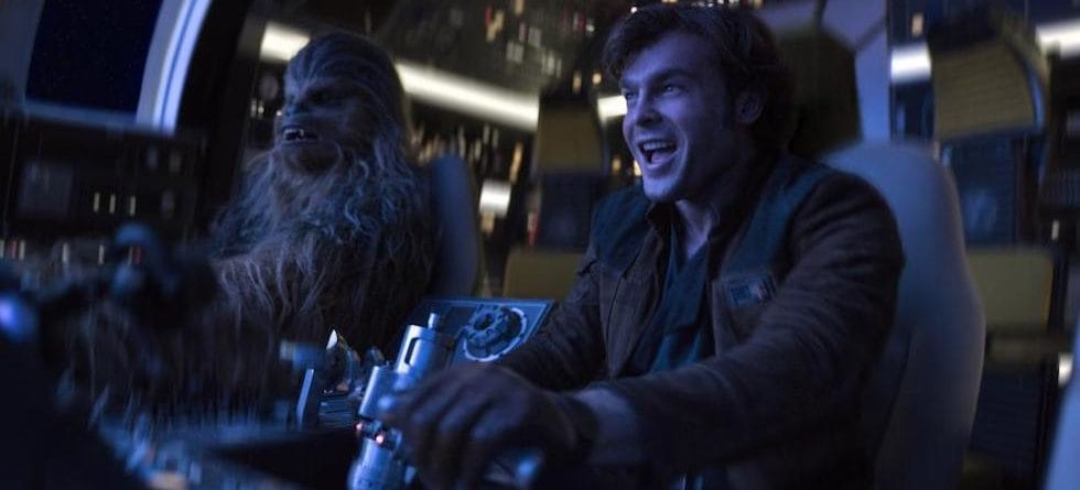 Movie Review: 'Solo' is a great addition to the Star Wars universe, but doesn't measure up to the main films