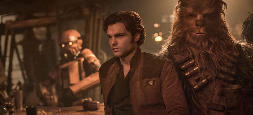 Cast and crew talk Han's origin in 'Solo: A Star Wars Story'