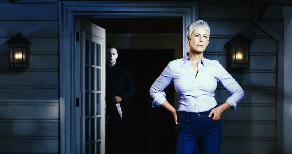2018 Halloween movie