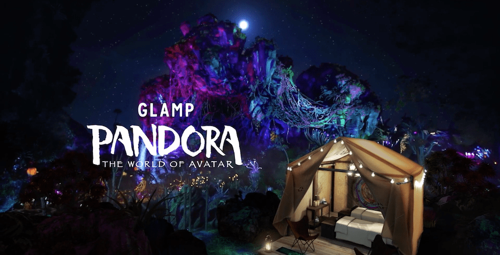 Win an overnight stay in Pandora - the World of Avatar with