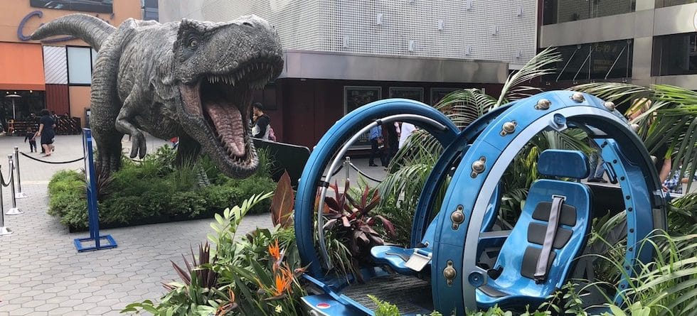 'Jurassic World' takes over this summer at Universal Orlando Resort and Universal Studios Hollywood