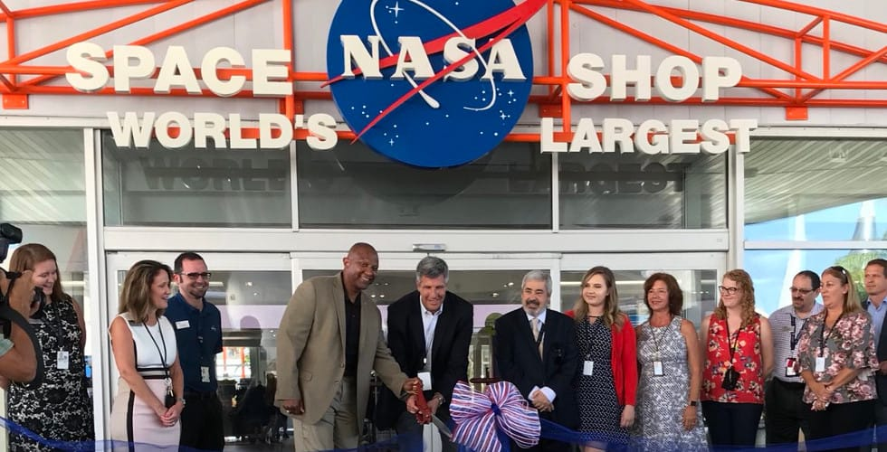 KSC space shop