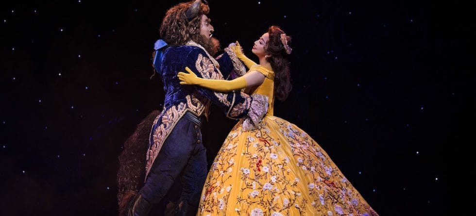 Shanghai Disney Resort premieres Mandarin stage production of Disney's 'Beauty and the Beast'