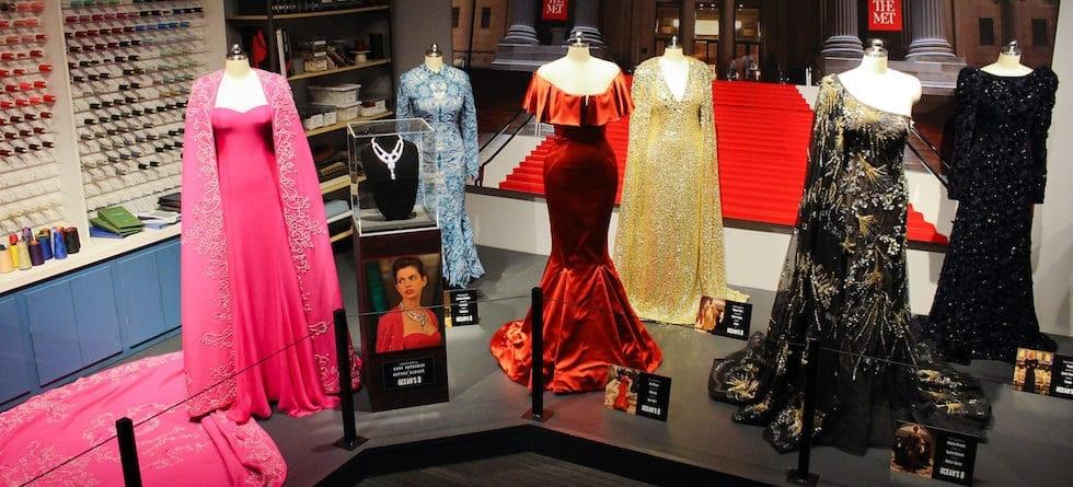 'Ocean's 8' costume exhibit arrives at Warner Bros. Studio Tour Hollywood