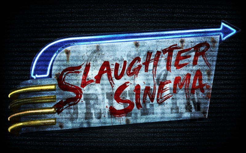 Slaughter Sinema Halloween Horror Nights 28 Universal