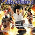 Fast and Furious stars on the cover of the Summer 2018 issue of Attractions Magazine.