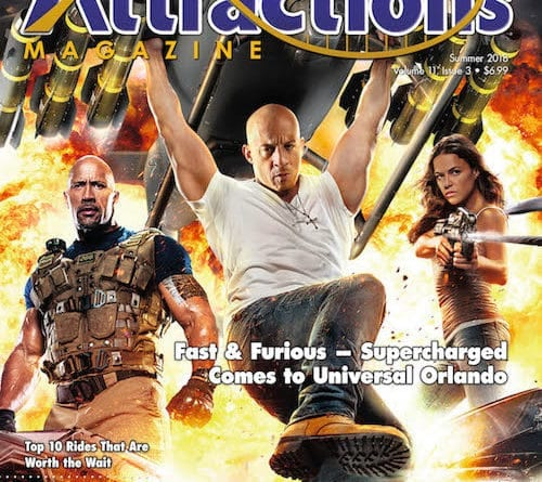 Summer 2018 issue of 'Attractions Magazine' now available