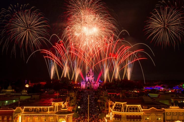 Independence Day 2018 Walt Disney World