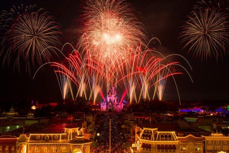 Independence Day 2018 Walt Disney World