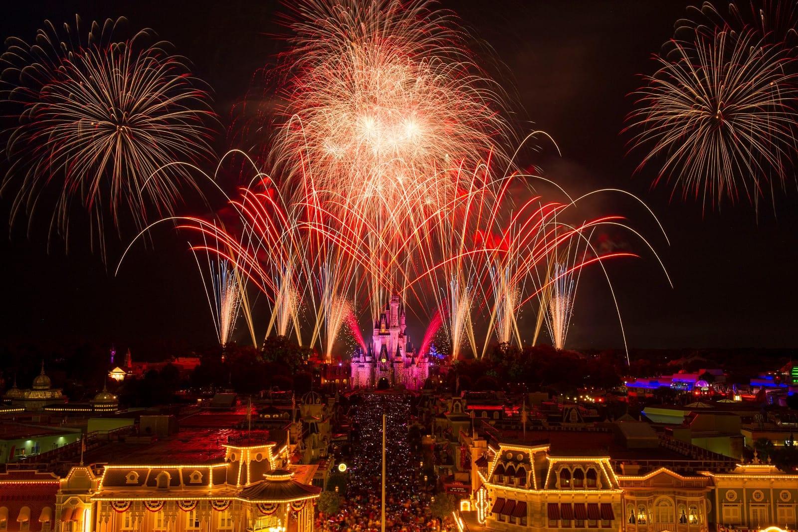 Walt Disney World Celebrates Independence Day 2018 With