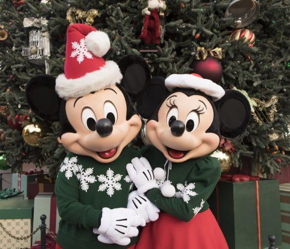 Holidays Return To The Disneyland Resort Nov. 9, 2018