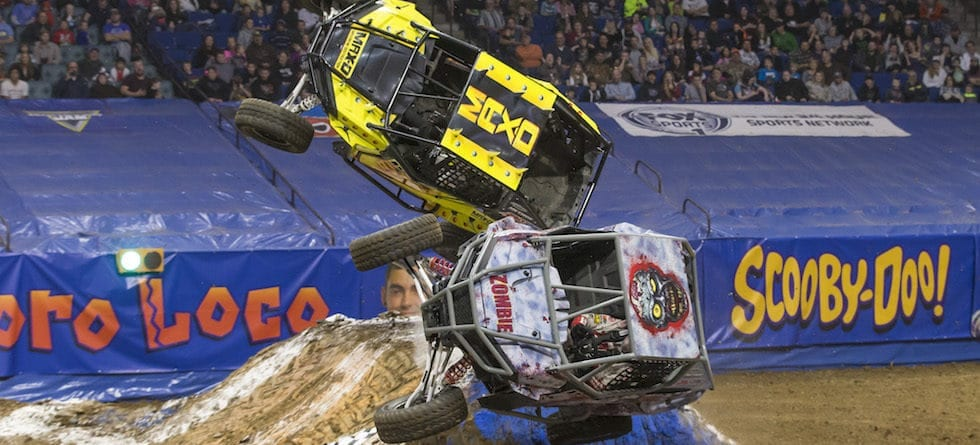 Monster Jam Triple Threat series rolls into Orlando for the first time this August