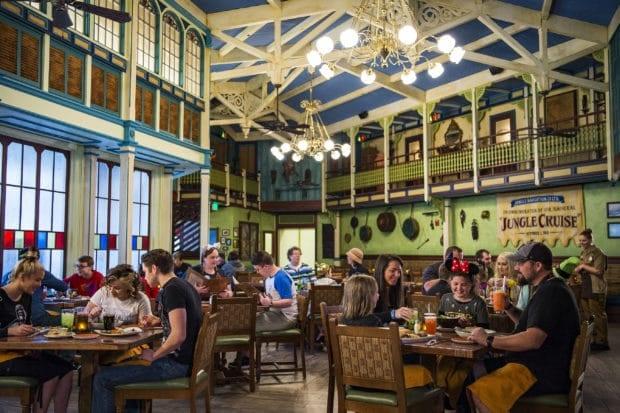 Magic Kingdoms Top Table Service Restaurants Theme Park Best - Magic kingdom table service restaurants