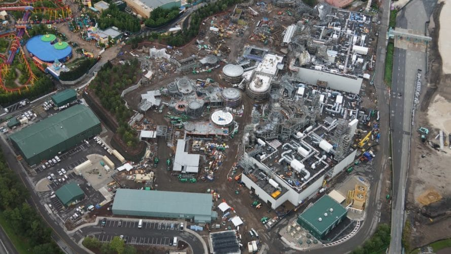 Overview of Galaxy's Edge