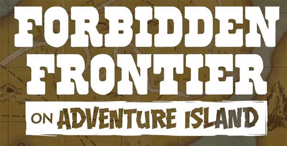 forbidden frontier