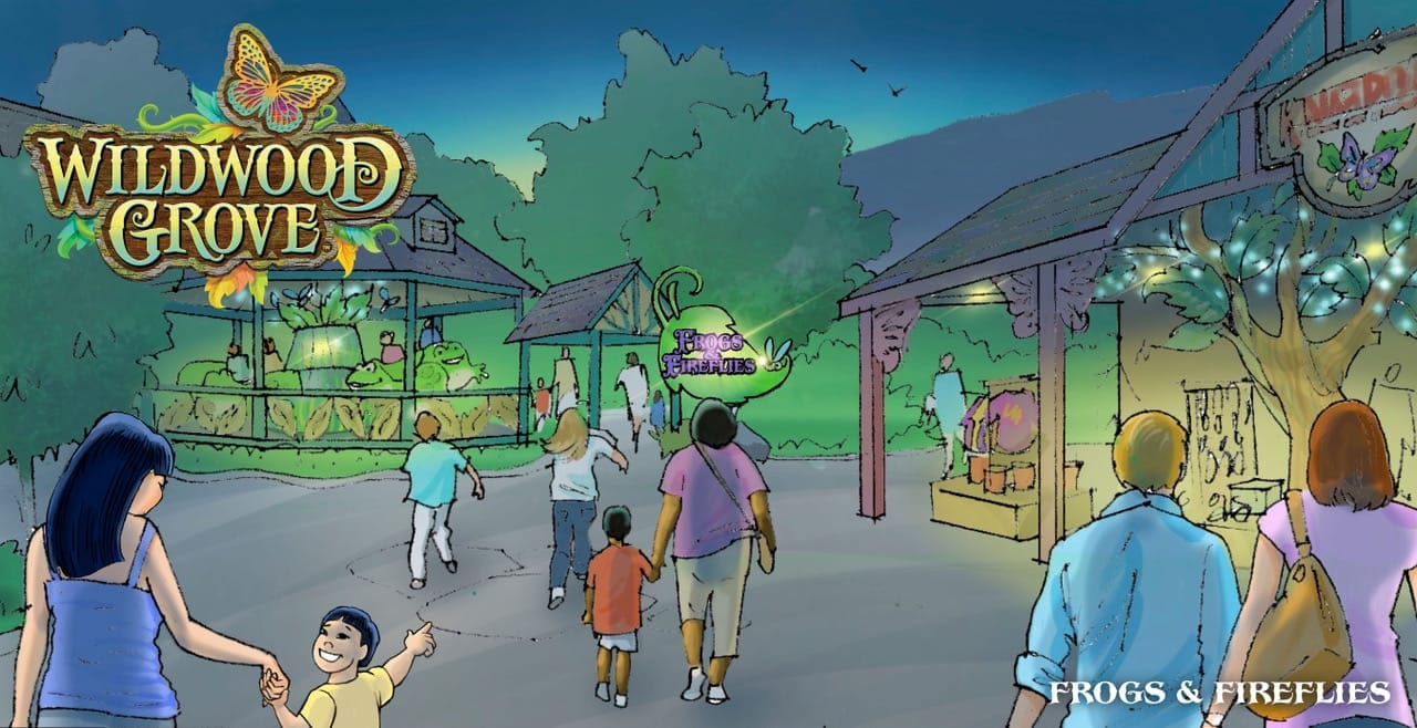 Wildwood Grove coming to Dollywood in 2019 - Attractions