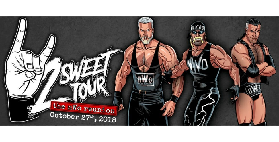 Mango's Tropical Café to host NWO reunion with WWE Hall of