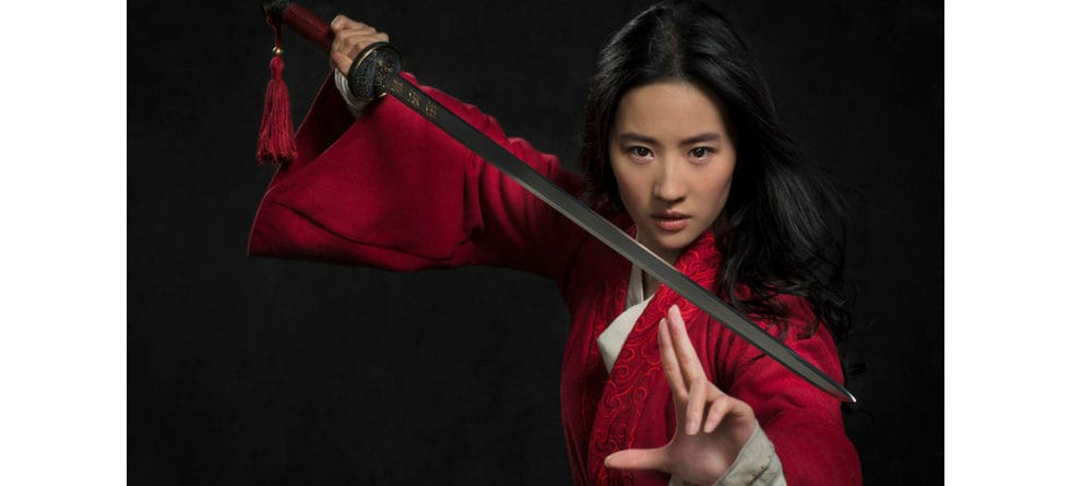 Disney shares first look at new live-action film, 'Mulan,' now in production