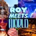 Roy Meets World – SeaWorld Orlando Scavenger Hunt