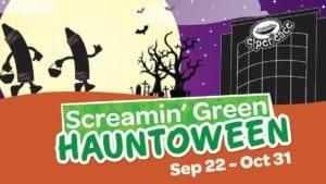 Screamin' Green Hauntoween returns to Crayola Experience Orlando Sept. 22