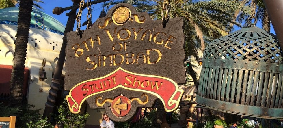 'Eighth Voyage of Sinbad' to close at Universal's Islands of Adventure