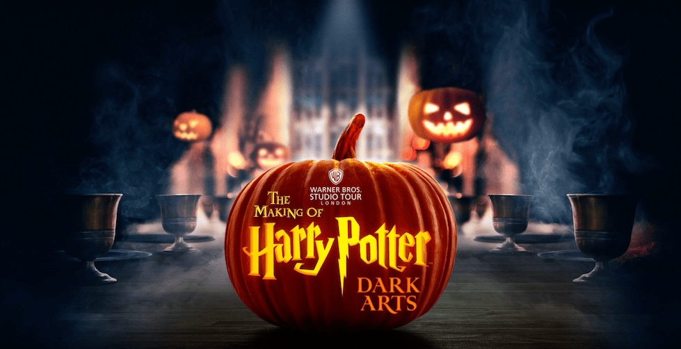 Experience The Dark Arts This Halloween At Warner Bros