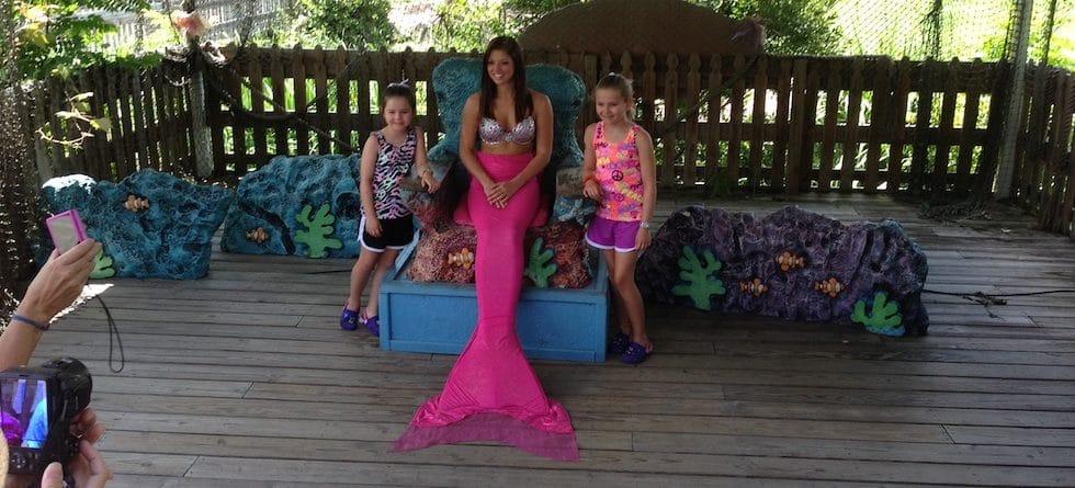 Weeki Wachee Mermaids to make a splash at Sea Life Orlando Aquarium