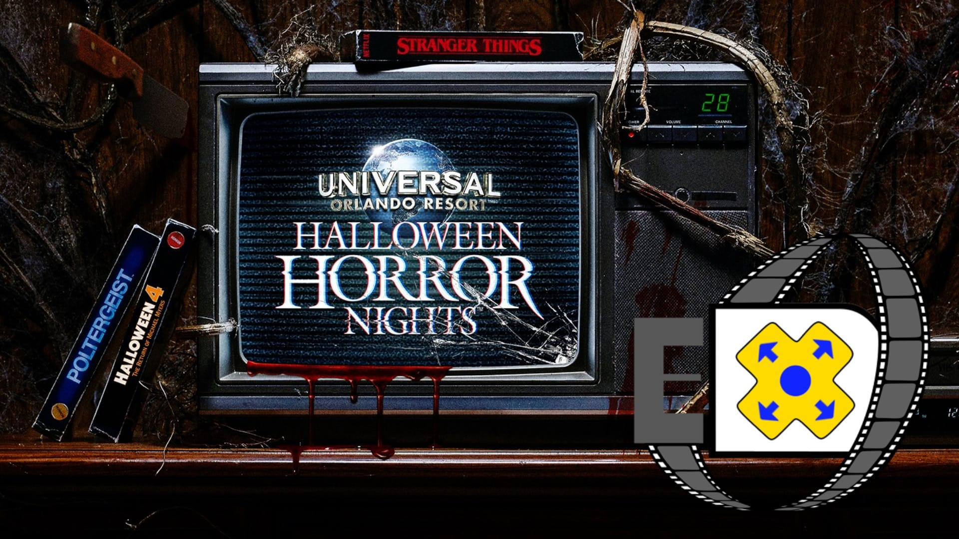 expansion drive podcast - diablo 3, not so scary halloween and hhn