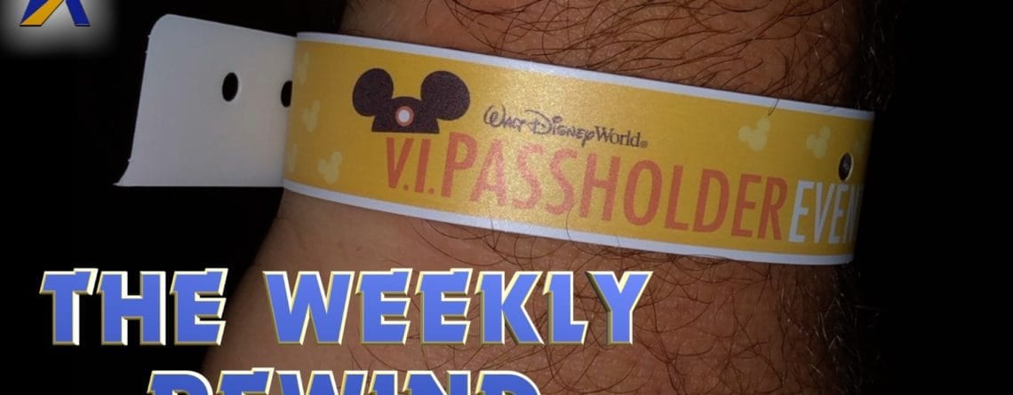 The Weekly Rewind – V.I.Passholder event, Deal or No Deal taping and more