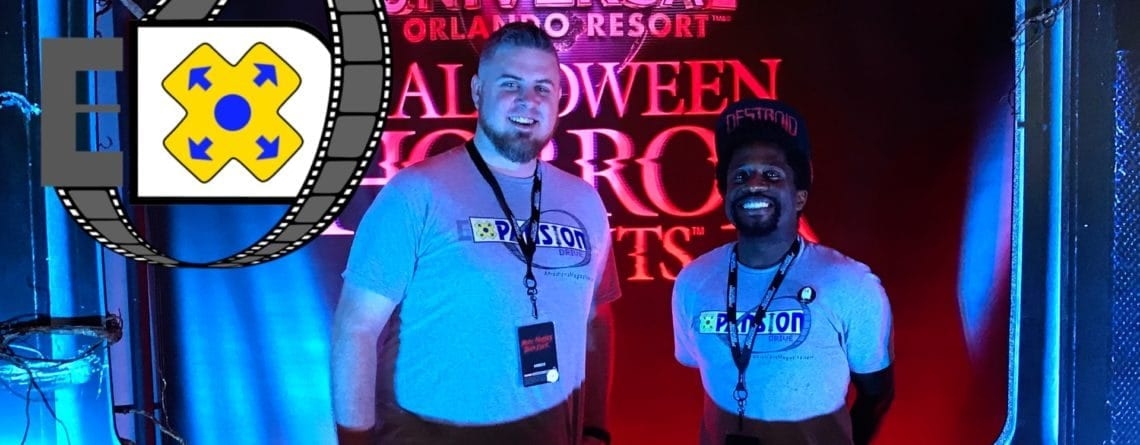 Expansion Drive podcast – Exorcism Drive Vol. 2: Halloween Horror Nights at Universal Orlando