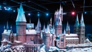 'Hogwarts in the Snow' event returns to Warner Bros. Studio Tour London