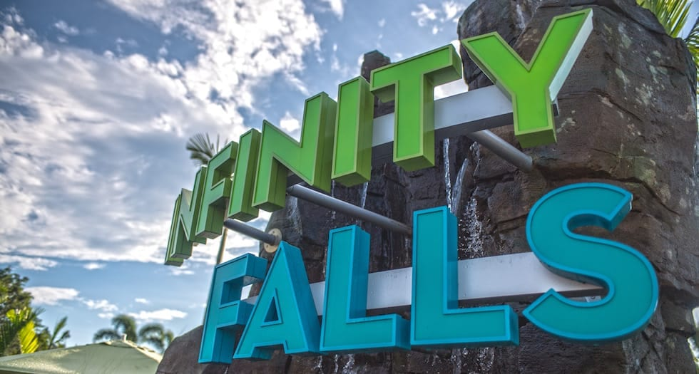 infinity falls