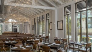 Napes Ristorante e Pizzeria opens new upstairs dining at Downtown Disney District, Disneyland Resort