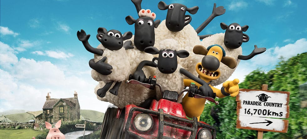 Shaun the Sheep attraction to open at Paradise Country in Australia