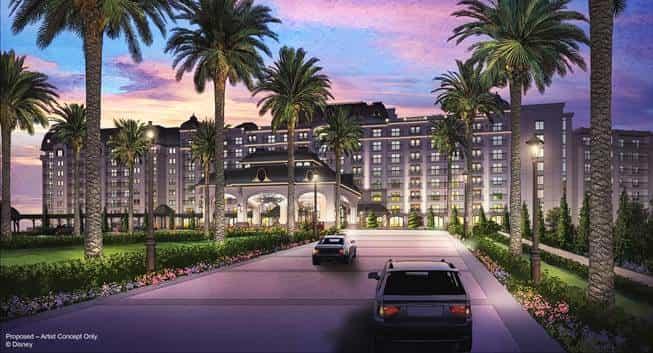 Riviera Concept Art