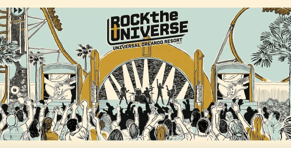 rock the universe