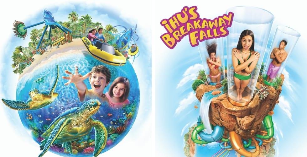 Seaworld San Antonio Christmas 2019 SeaWorld San Antonio, Aquatica to debut new attractions in 2019