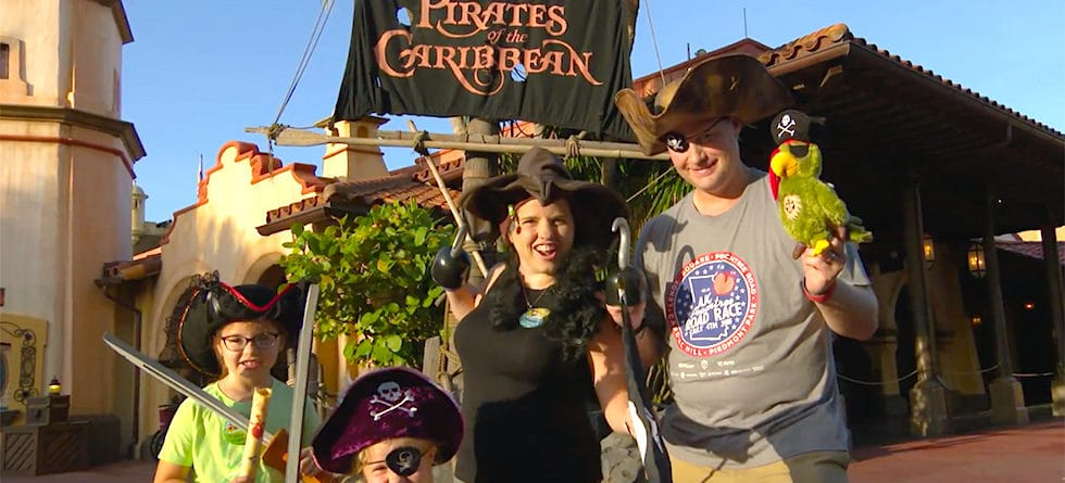 Top 5 ways to celebrate Talk Like a Pirate Day at Walt Disney World