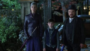 Movie Review: 'House with a Clock …' is frightening family fun